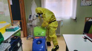 Limpiezas de bioseguridad Zaragoza